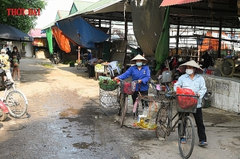 Hà Nội khẩn tìm người mua hàng ở chợ Vĩnh Thịnh, Thanh Trì