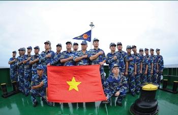 Những điểm mới trong Luật Cảnh sát biển Việt Nam