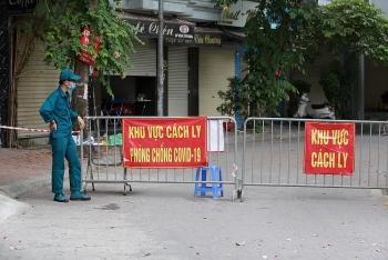Hà Nội cách ly y tế 3 phường tại quận Đống Đa