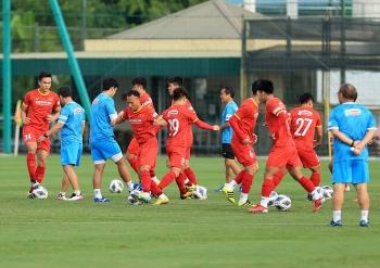 Vòng loại World Cup 2022: ĐT Việt Nam sẵn sàng cho chuyến làm khách trước Saudi Arabia