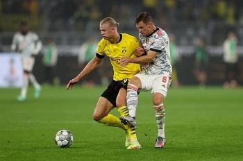 Haaland mờ nhạt, Dortmund mất Siêu cúp Đức vào tay Bayern