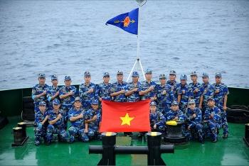 Quá trình xây dựng dự thảo và ra đời Luật Cảnh sát biển Việt Nam