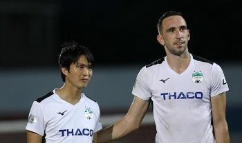 V-League 2021 dừng, HAGL chia tay trung vệ 'thép'