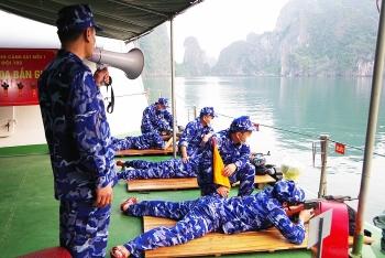 Cảnh sát biển Việt Nam được nổ súng trong hoàn cảnh nào?