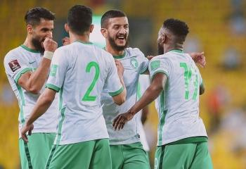 Vòng loại World Cup 2022: Saudi Arabia chốt danh sách 'siêu khủng' đấu ĐT Việt Nam