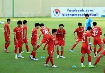 Tuyển Việt Nam thắng đậm '6 sao' trước ngày lên đường đấu Saudi Arabia