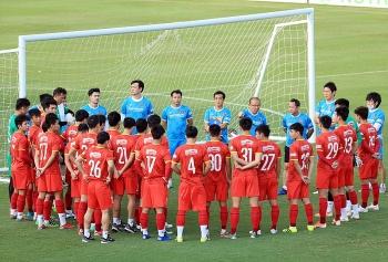 HLV Park chốt danh sách ĐT Việt Nam đấu Saudi Arabia: Loại 2 trụ cột