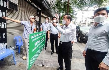 Hà Nội thêm 32 ca dương tính SARS-CoV-2, 8 ca tại ổ dịch Thanh Xuân Trung