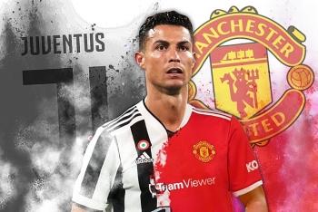 Choáng với mức lương của Ronaldo khi quay lại khoác áo MU