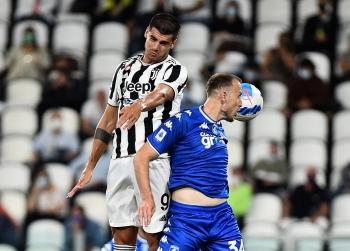 Juventus 'trả giá cực đắt' sau khi chia tay Ronaldo