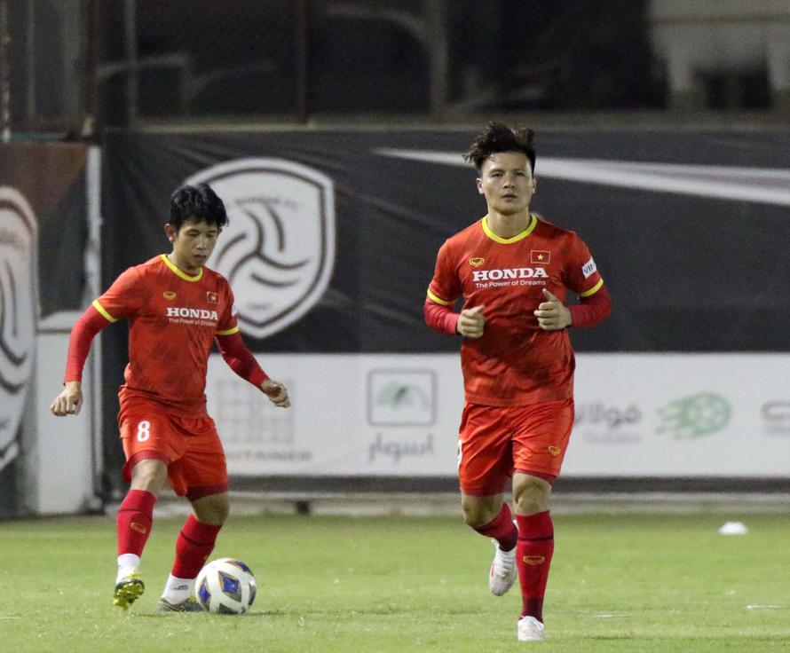 Quang Hải tuyên bố đanh thép trước trận gặp Saudi Arabia