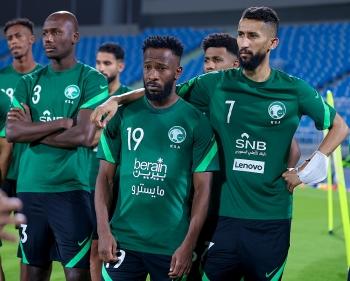 Đội trưởng Saudi Arabia nhận tin buồn trước trận gặp Việt Nam