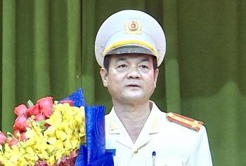 Thăng hàm Thiếu tướng cho giám đốc Công an TP.HCM