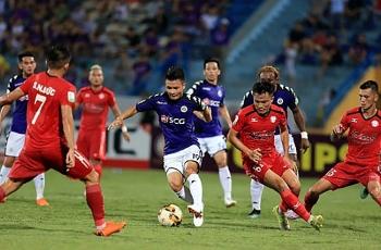 Link xem trực tiếp, kết quả vòng bán kết Cúp Quốc gia 2020: Hà Nội FC vs TP HCM
