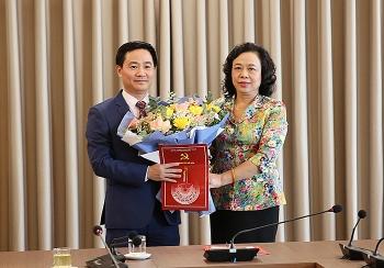 Chân dung ông Trần Anh Tuấn - tân Chánh văn phòng Thành ủy Hà Nội