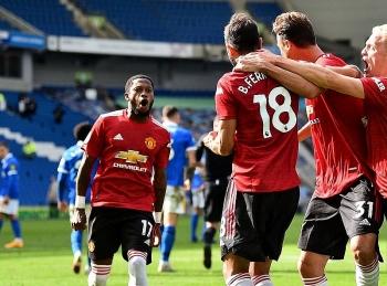 Bảng xếp hạng Ngoại hạng Anh (NHA) ngày 27/9: MU thắng trận đầu tiên, xếp thứ mấy?