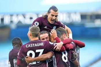 Bảng xếp hạng Ngoại hạng Anh (NHA) ngày 28/9: Man City thua sốc nhưng vẫn xếp trên MU