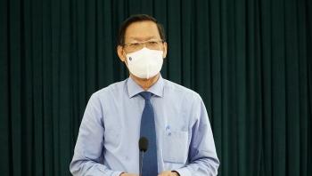 Ông Phan Văn Mãi làm Trưởng ban Chỉ đạo phòng, chống dịch TP HCM