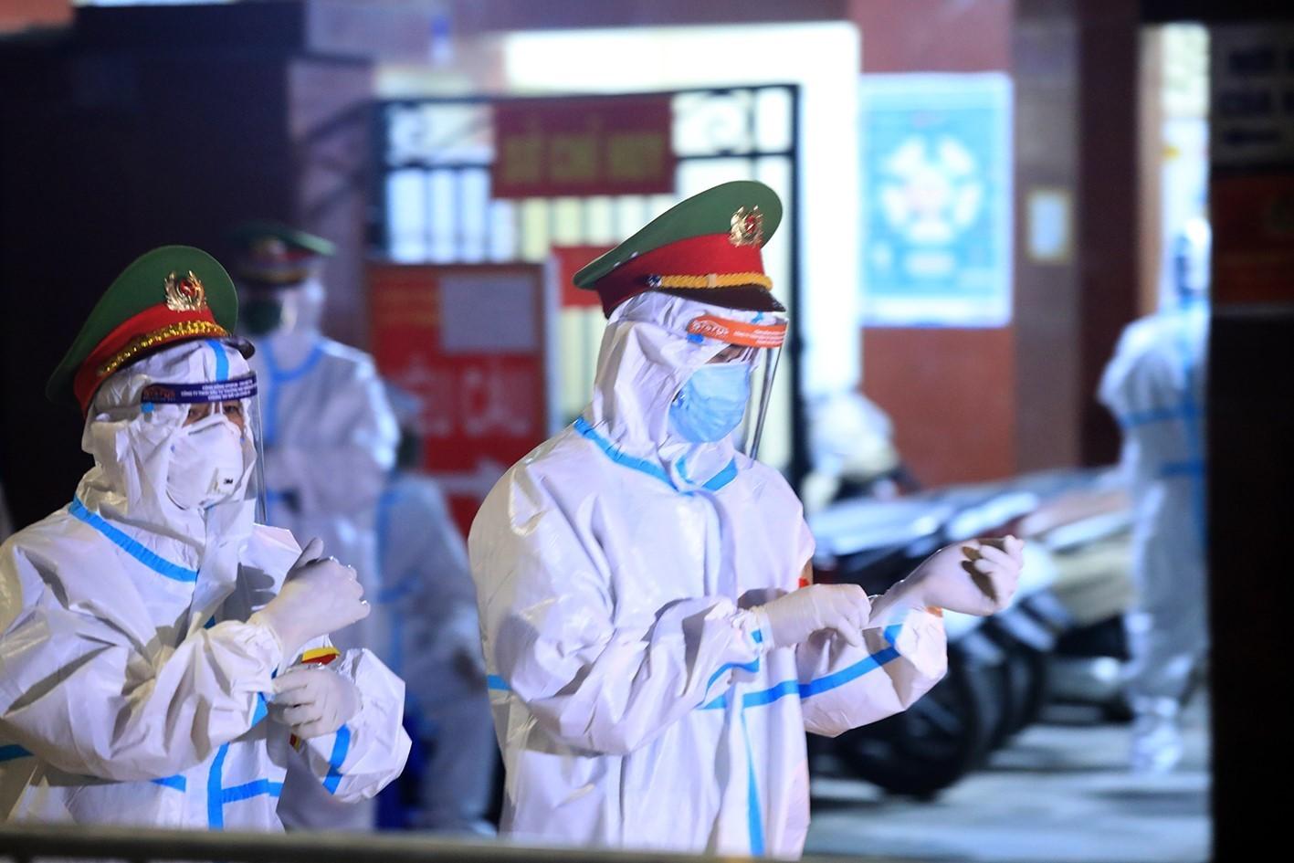 Ngày 15/9, Việt Nam ghi nhận 10.585 ca mắc COVID-19 mới