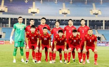 Kết quả, bảng xếp hạng vòng loại World Cup 2022 khu vực châu Á: ĐT Việt Nam xếp thứ mấy?