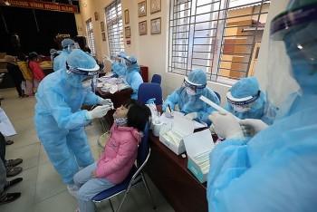 Hà Nội ghi nhận 32 ca dương tính SARS-CoV-2, các ca nhiễm đều đã cách ly