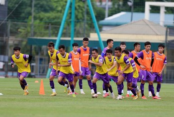 HLV Park Hang-seo triệu tập bổ sung 5 cầu thủ chuẩn bị đấu tuyển Trung Quốc