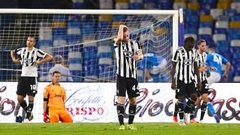 Juventus khởi đầu tệ hại sau khi chia tay Ronaldo