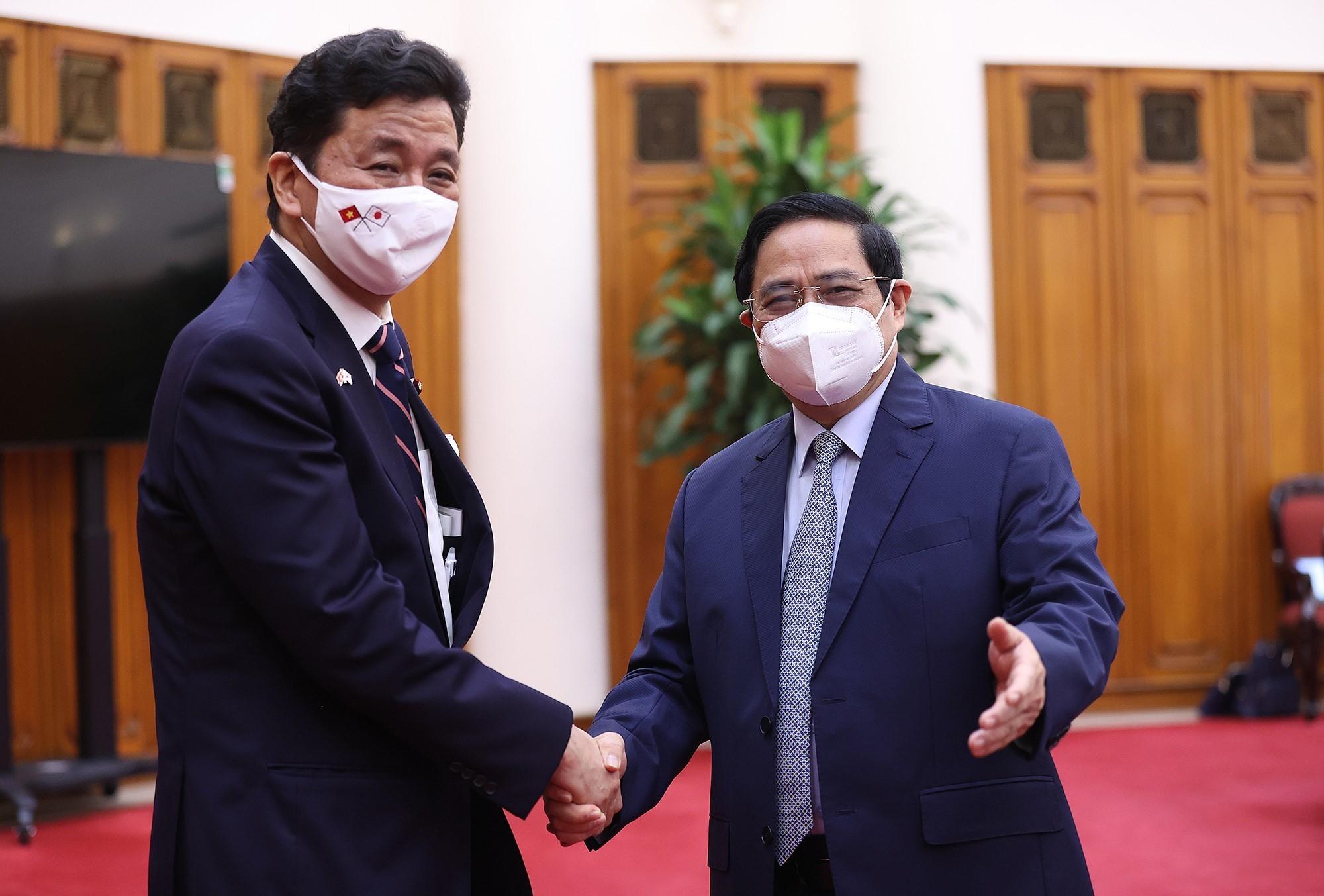 Thủ tướng cảm ơn Nhật Bản đã hỗ trợ Việt Nam hơn 3 triệu liều vaccine COVID-19 - Ảnh 1.