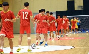 Link xem trực tiếp Futsal Việt Nam vs Futsal Brazil (00h00, 14/09) - VCK FIFA Futsal World Cup 2021