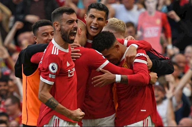 Kênh chiếu trực tiếp vòng 5 Ngoại hạng Anh 2021/22: West Ham vs MU