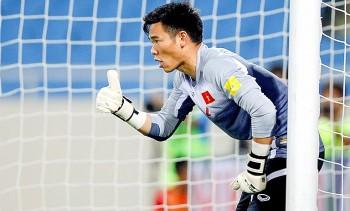 HLV Park Hang-seo triệu tập gấp thủ môn chuẩn bị đấu tuyển Trung Quốc