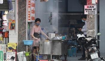Những quận, huyện nào ở Hà Nội được mở hàng quán bán mang về từ ngày 16/9?