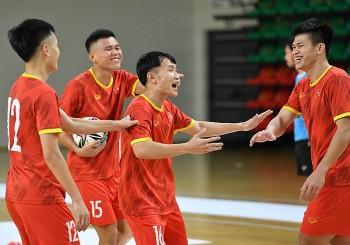 Link xem trực tiếp Futsal Việt Nam vs Futsal Panama (22h00, 16/09) - VCK FIFA Futsal World Cup 2021
