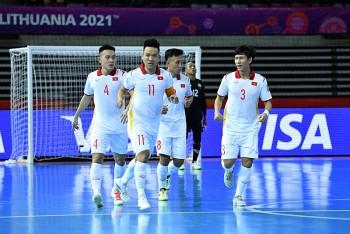Link xem trực tiếp Futsal Việt Nam vs CH Séc (20h00, 19/09)