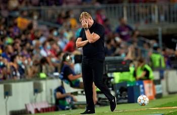 Để Piqe đá tiền đạo thay Messi, Barca may mắn cầm hoà đội bóng tiểu nhược