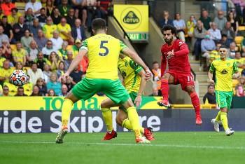 Link xem trực tiếp Norwich vs Liverpool (01h45, 22/09): Nhận định tỷ số, thành tích đối đầu