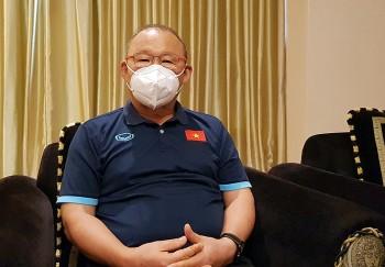 HLV Park Hang-seo nói gì về bảng đấu của ĐT Việt Nam tại AFF Cup 2020?