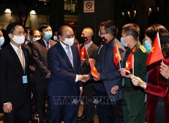 Khai mạc Phiên thảo luận chung cấp cao Khóa họp thứ 76 Đại hội đồng LHQ