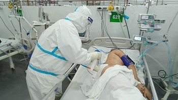 Sáng 22/9,  Việt Nam có hơn 5.130 ca COVID-19 nặng đang điều trị