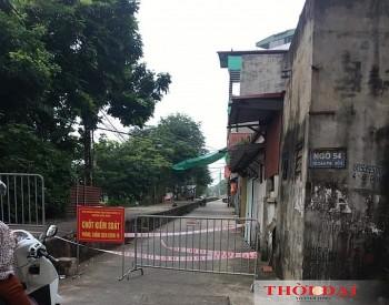 Hà Nội phát hiện 2 F0 ở quận Hà Đông, một người làm nghề cắt tóc