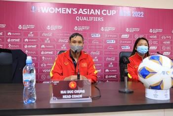 ĐT nữ Việt Nam vs ĐT nữ Maldives (20h00, 23/9): HLV Mai Đức Chung thận trọng