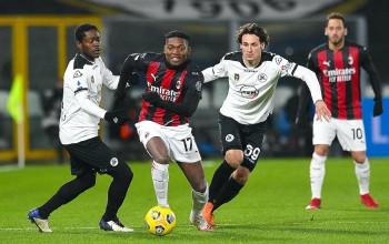Link xem trực tiếp Spezia vs AC Milan (20h00, 25/09): Nhận định tỷ số, thành tích đối đầu