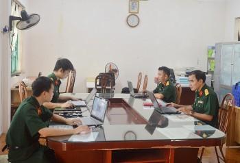 Trường Trung cấp Kỹ thuật Công Binh sôi nổi tham gia cuộc thi 'Tìm hiểu Luật Cảnh sát biển Việt Nam'