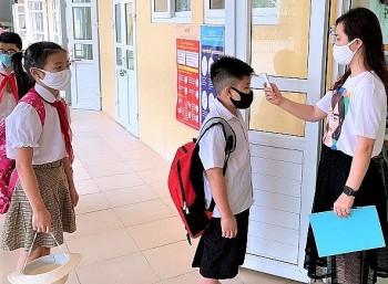 Hà Nội lên 4 kịch bản chuẩn bị đón học sinh trở lại trường học