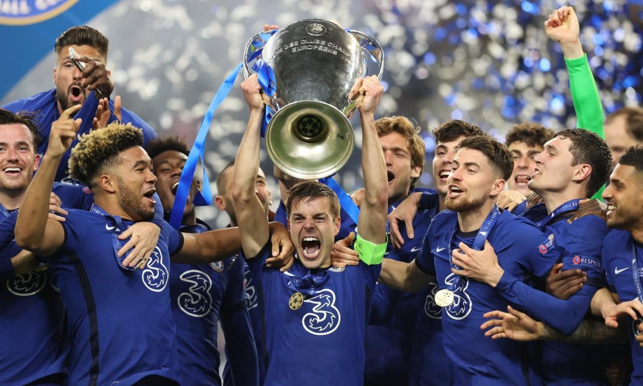 Cúp C1, Champions League 2021/2022: Lịch thi đấu, kết quả mới nhất