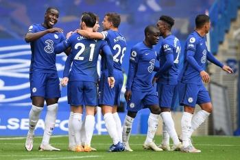 Bảng xếp hạng Ngoại hạng Anh (NHA) ngày 4/10: Everton, Chelsea rực lửa, MC gây thất vọng