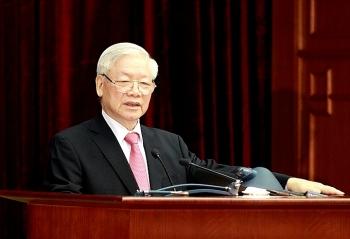 Tổng Bí thư, Chủ tịch nước Nguyễn Phú Trọng: Công tác nhân sự Ban Chấp hành Trung ương là việc vô cùng hệ trọng
