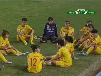 Bóng đá nữ Việt Nam tái hiện