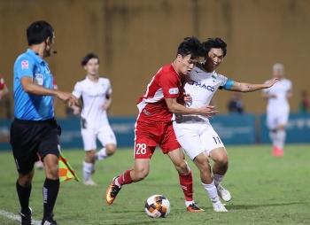 Bảng xếp hạng (BXH) V-League 2020 ngày 10/10: Sài Gòn dẫn đầu, TP HCM bằng điểm HAGL