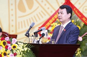 Ông Đặng Xuân Phong được bầu làm Bí thư Tỉnh ủy Lào Cai